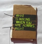what is wrong when you are always right